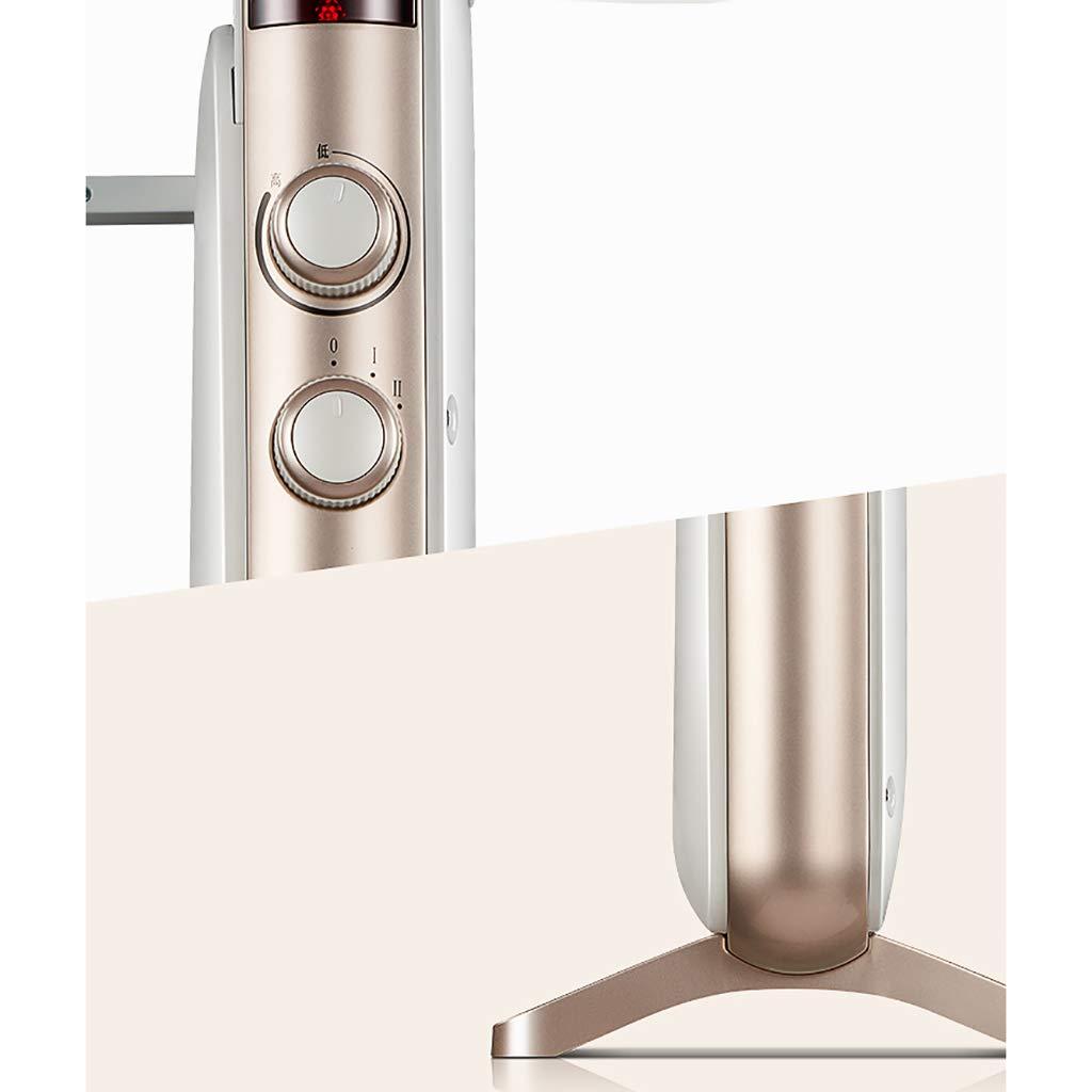 CHAOYANG Calentador Vertical de Ahorro de energía del Calentador Vertical del Cuarto de baño del Calentador de Agua casero (tamaño: 760 * 220 * 561m m): ...