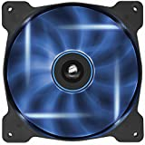 corsair 140mm fan - Corsair Air Series AF140 CO-9050017-BLED 140mm 1500 rpm Quiet Edition High Airflow Fan (Blue LED)