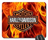 Harley Davidson Mouse Pad, Mousepad (10.2 x8.3 x 0.12 inches)
