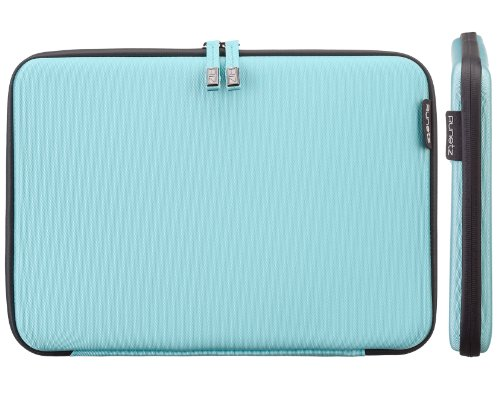 """Hard Sleeve for Pro 13.3"""" w/out Retina Case Cover - Teal Hot"""