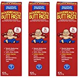 Boudreaux's Butt Paste Diaper Rash Ointment   Maximum Strength   4 Oz   Pack of 3