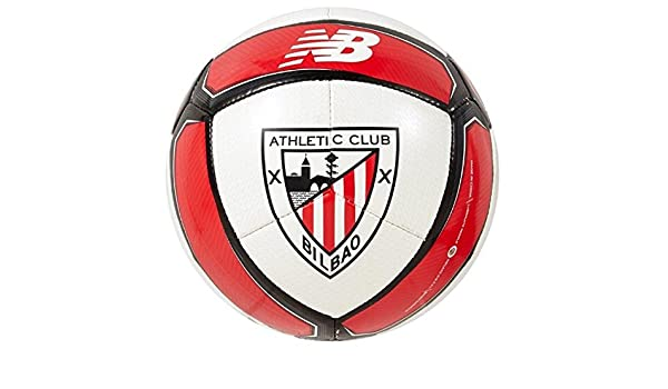 New Balance Mini AC Bilbao 2017-2018, Balón, Blanco: Amazon.es ...