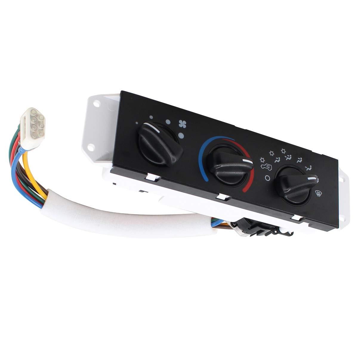 NewYall HVAC AC Heater Blower Motor Control Switch