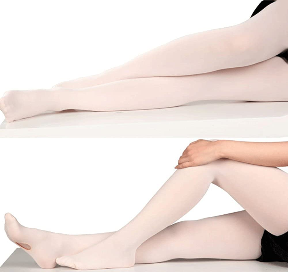 731f134339c ... Dance Footed Tights Stockings Pro Stretchable Velvet Convertible Socks  Pantyhose for Women larger image