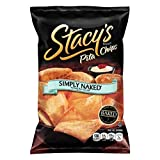 Stacy's Pita Chips Stacey's Pita Chips - Simply Naked - 1 Oz - Case Of 72 6/1 OZ