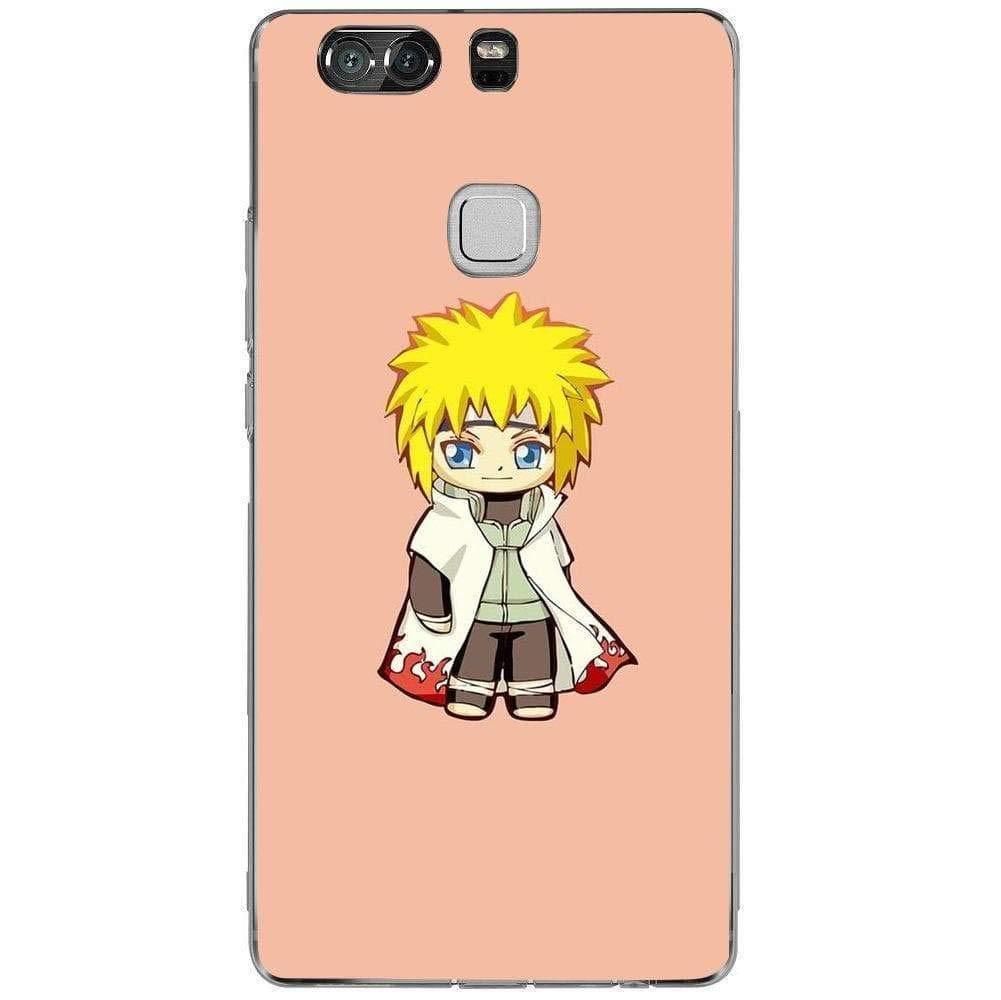 Amazon.com: Silicone Case for Namikaze Minato Cute Anime ...