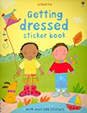 img - for Getting Dressed Sticker Book (Usborne Sticker Books) book / textbook / text book