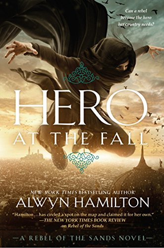 Hero at the Fall (Rebel of the Sands) pdf epub download ebook