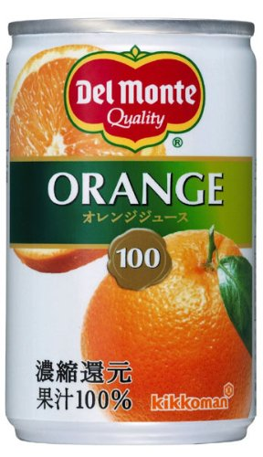 Del Monte 160gX30 this orange juice by Del Monte