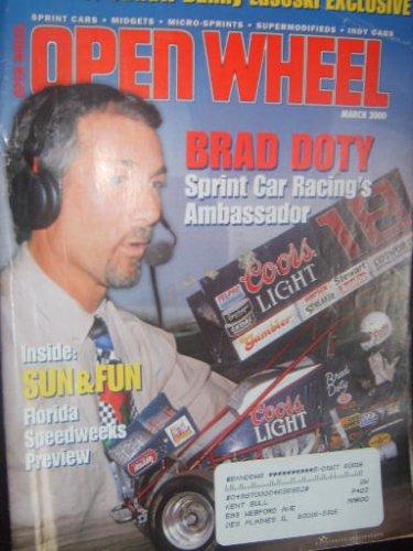 Open Wheel Magazine (March, 2000) ()