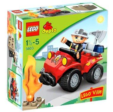 LEGO Duplo Legoville Fire Chief (5603)