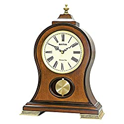 Rhythm USA WSM Sonata Mantel Clock