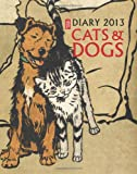 img - for British Library Desk Diary 2013: Cats and Dogs book / textbook / text book