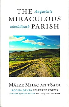 Book The Miraculous Parish / An paróiste míorúilteach: Selected Poems