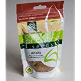 Sprouting Seeds - Alfalfa Certified Organic