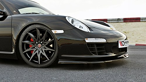 Amazon.com: Front Splitter Porsche 911 Carrera 997.2 Facelift Model: Automotive