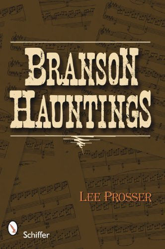 Branson Hauntings by Lee Prosser - Shopping Branson Mall