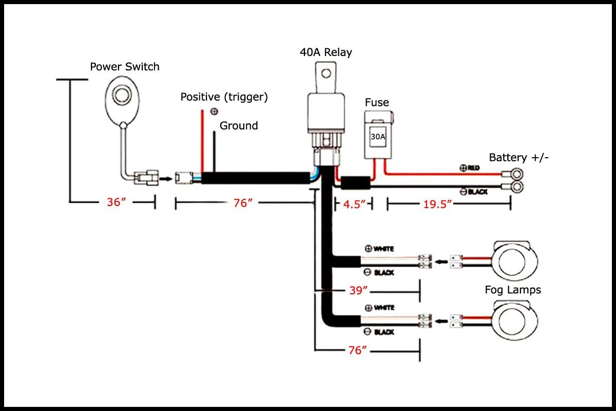 5 Pin Relay Wiring Diagram Driving Lights from images-na.ssl-images-amazon.com