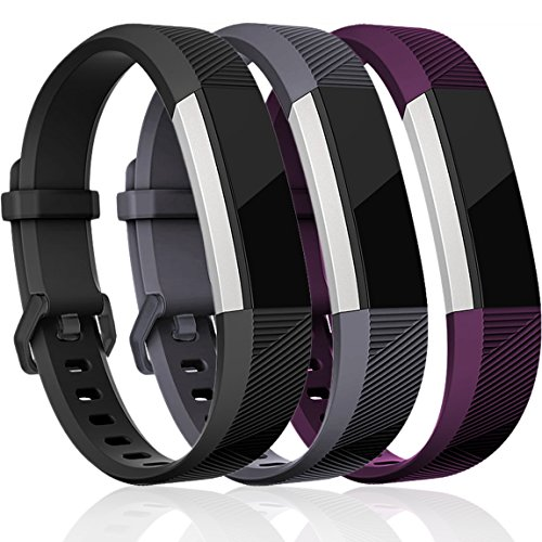 Maledan Replacement Accessories Fitbit Stainless
