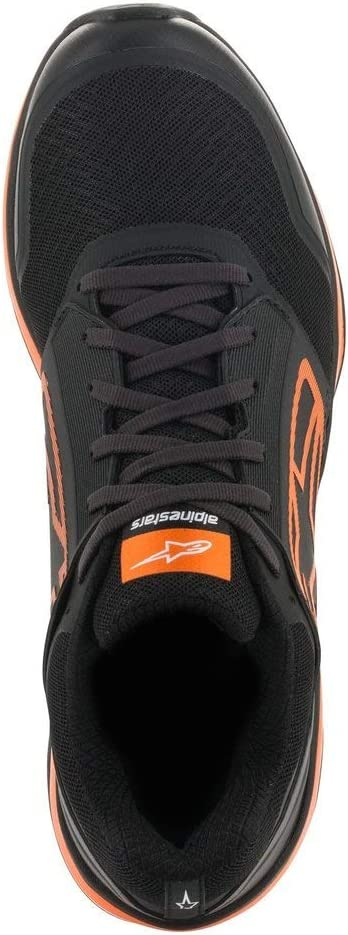 Alpinestars Mens Meta Trail Shoe Black//Dark Gray 10.5