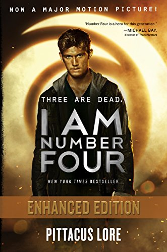 I Am Number Four Movie Tie-in Enhanced Edition (Lorien Legacies Book 1) (English Edition)