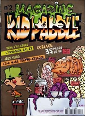 📙 Livres gratuits en format pdf à télécharger MAGAZINE KID PADDLE