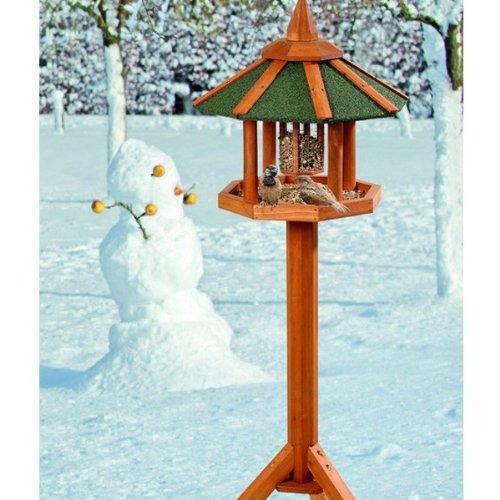 Karlie Bird de monde 88504'River' Wild Bird Maison Bois naturel 44x 44x 132cm EFNT4 61097