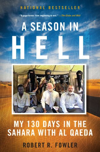 Season In Hell: My 130 Days in the Sahara with Al Qaeda cover