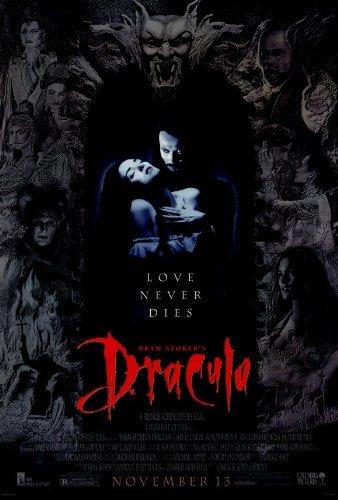 Bram Stoker's Dracula Poster by postersdepeliculas