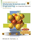 img - for Fundamentals of Materials Science and Engineering: An Integrated Approach by William D. Callister Jr. (2004-09-03) book / textbook / text book
