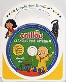 Caillou//Chansons Pour Apprendre