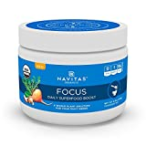 NAVITAS NATURALS, Daily Boost,OG2,Focus, Pack of - 6, Size - 4.2 OZ, Supplements, Supplements, Specialty 95%+ Organic Gluten Free Vegan No Artificial Ingredients No Refined Sugar