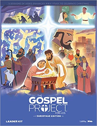 Gospel Project Christmas Dvd Lesson 2020 The Gospel Project for Kids: Christmas Edition: LifeWay Kids
