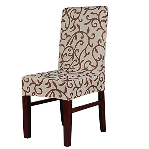 Dining Room Wedding Party Short Chair Covers,KESEE
