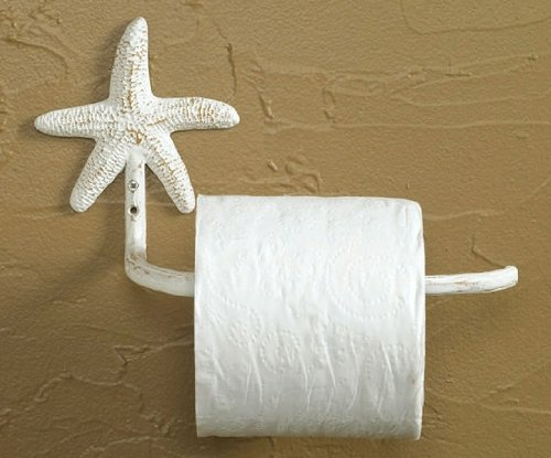 Park Designs Starfish Toilet Tissue Holder by Park Designs