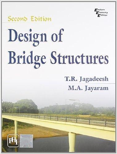 Design Of Bridge Structures Amazonin Jagadeesh Tr Books