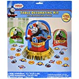 Thomas The Tank Engine Centerpiece Table Decorating Kit 23 Count Birthday Party