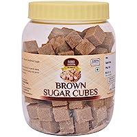 FOOD ESSENTIAL Brown Sugar Cubes 350 gm.
