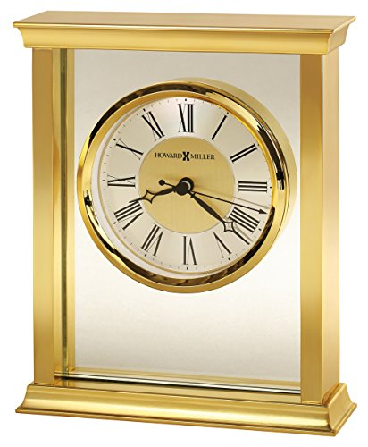 Howard Miller Monticello Clock (Seiko Brass Clock)