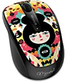 Microsoft Wireless Mobile Mouse 3500 Artist Series - Moore