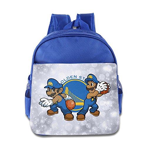 SAXON13 Kid's Geek RoyalBlue Toy 150g Splash Brothers Shoulder Bag]()