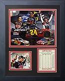 """Legends Never Die """"Jeff Gordon"""" Framed Photo Collage, 11 x 14-Inch"""