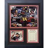 """Legends Never Die""""Jeff Gordon"""" Framed Photo Collage, 11 x 14-Inch"""