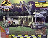 The Lost World Jurassic Park: Electronic Mobile Command Center Trailer Playset Site B