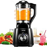 AICOOK Blender, Smoothie Blender, Baby Food Maker with Heating...