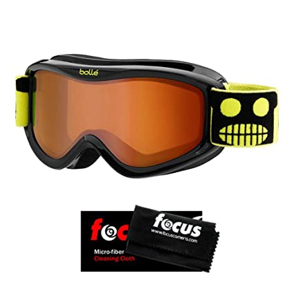 b767e0ebabc Amazon.com   Bolle AMP Kids Youth Junior Snow Goggles (for Ages 3 to ...