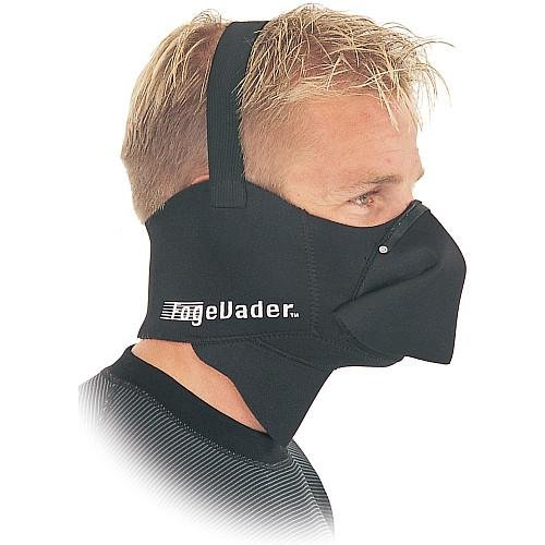 R.U.Outside Neoprene Fog Evader Mask, One Size Fits All, Black ()