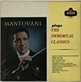 Mantovani - Plays The Immortal Classics - Decca - LK 4072 - UK - VG++/VG++ LP