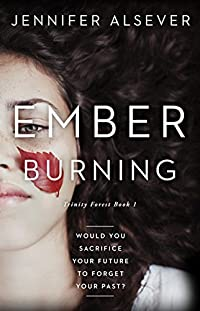 Ember Burning by Jennifer Alsever ebook deal