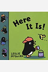 Pip the Penguin: Here It Is! Board book